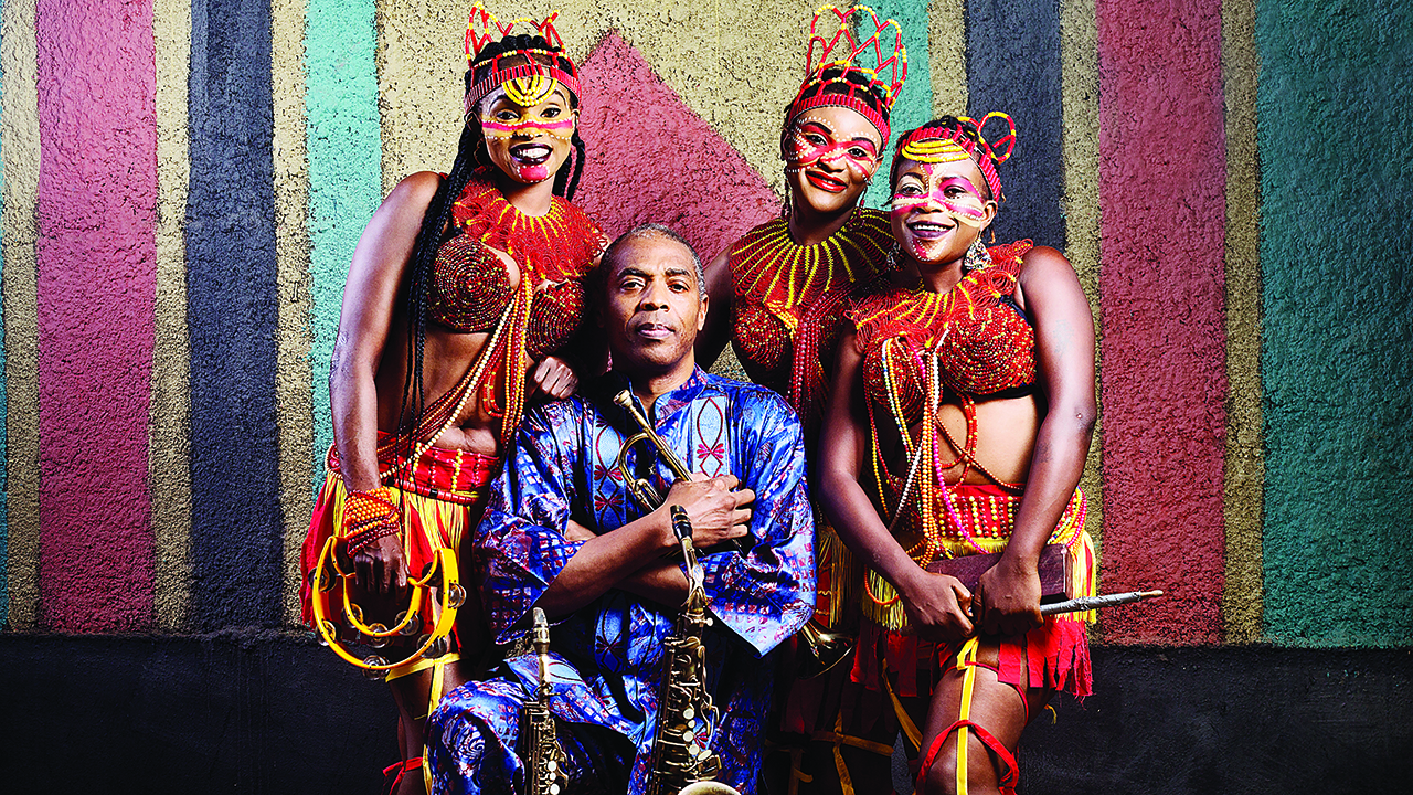 Femi Kuti    Afrobeat Prince Goes Live In Lagos | The