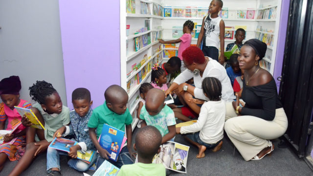 With Flipbook, Nzeribe is on mission to improve literacy
