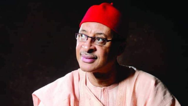 Democratic process better served by direct primaries, says Utomi