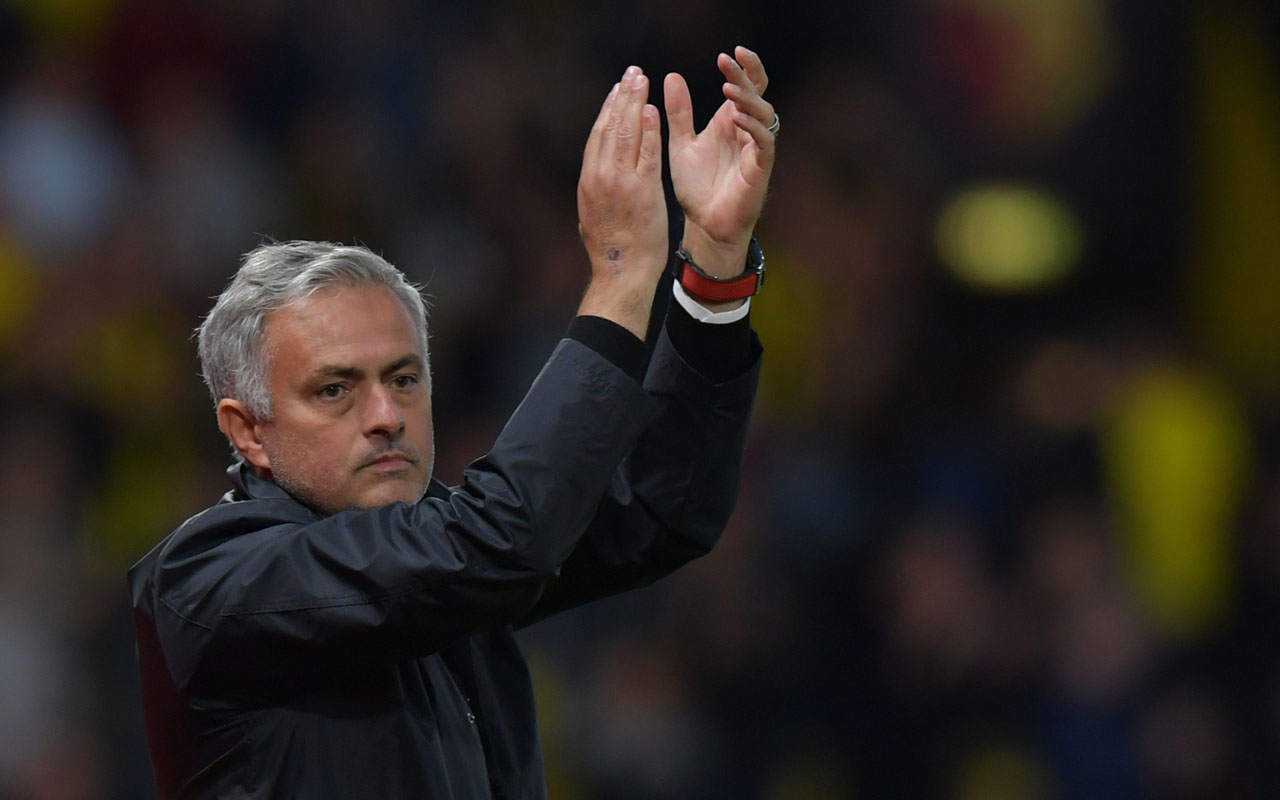Jose Mourinho vows to be on best behaviour at Stamford Bridge