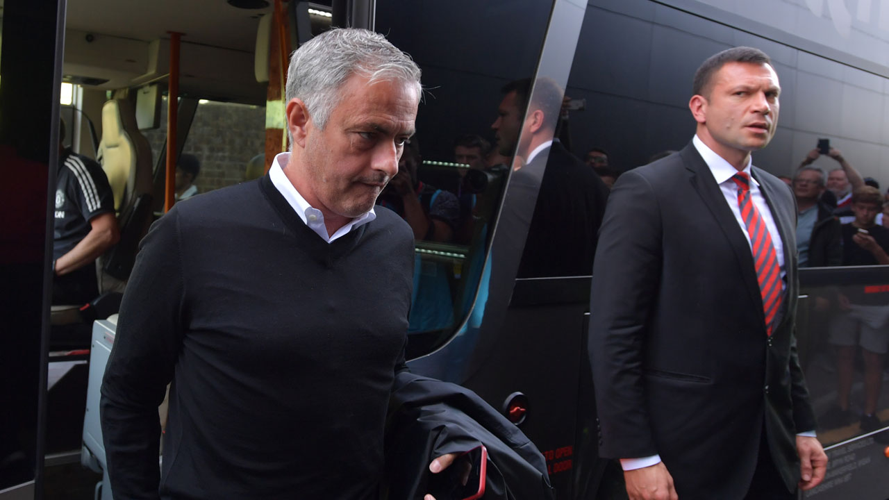 Champions League: Mourinho wants no excuses on plastic pitch against Young Boys
