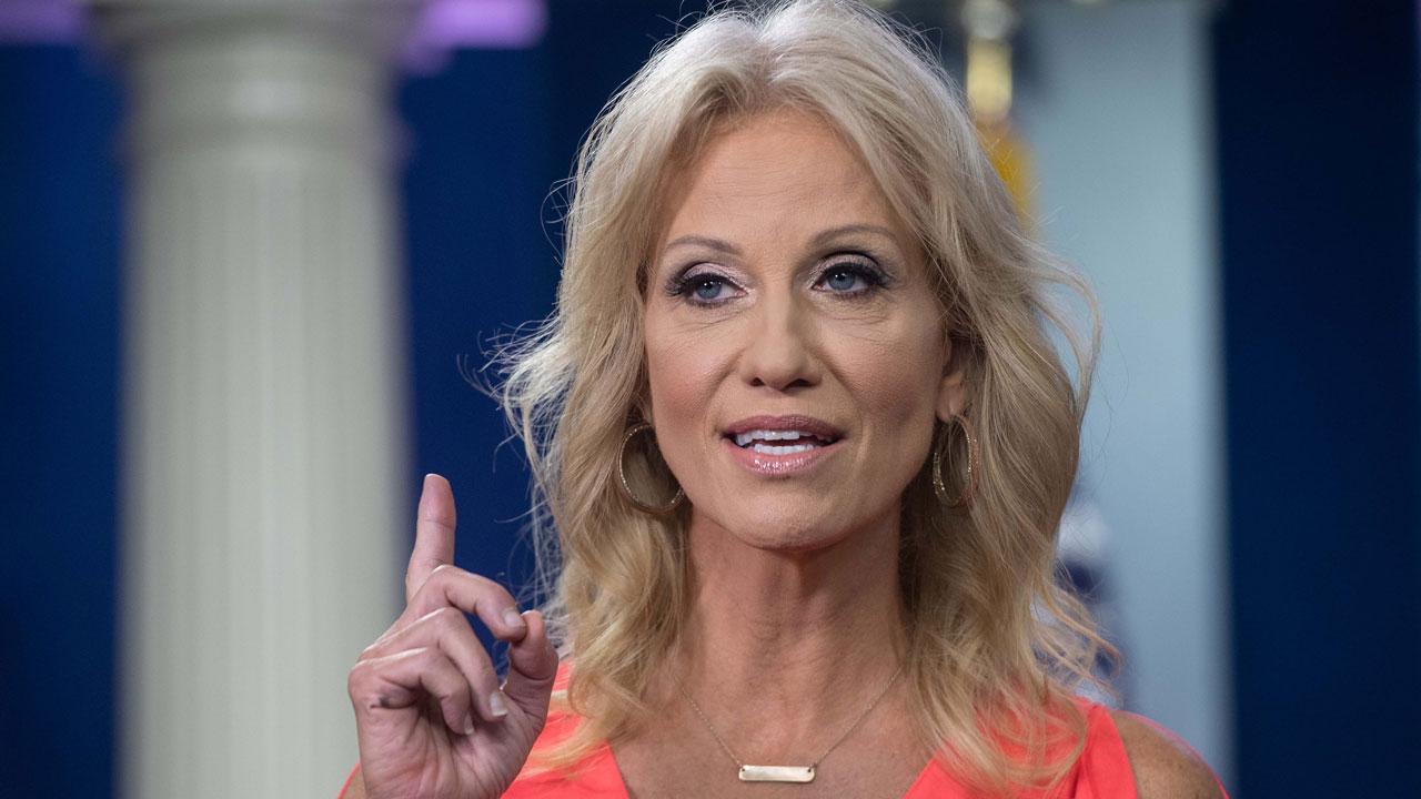 Trump adviser Kellyanne Conway: 'I'm a victim of sexual ...