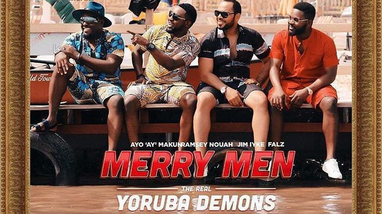 Image result for 9. MerryMen- The Real Yoruba Demons.
