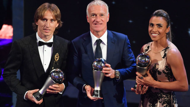 Any sense in Best FIFA Football Awards?