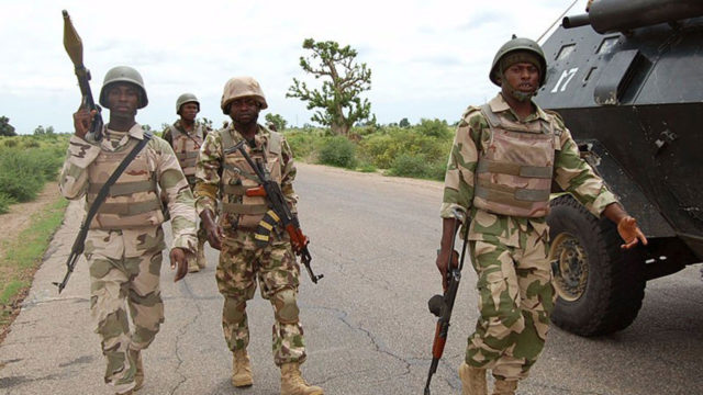 Six Nigerian soldiers dead in jihadist attacks