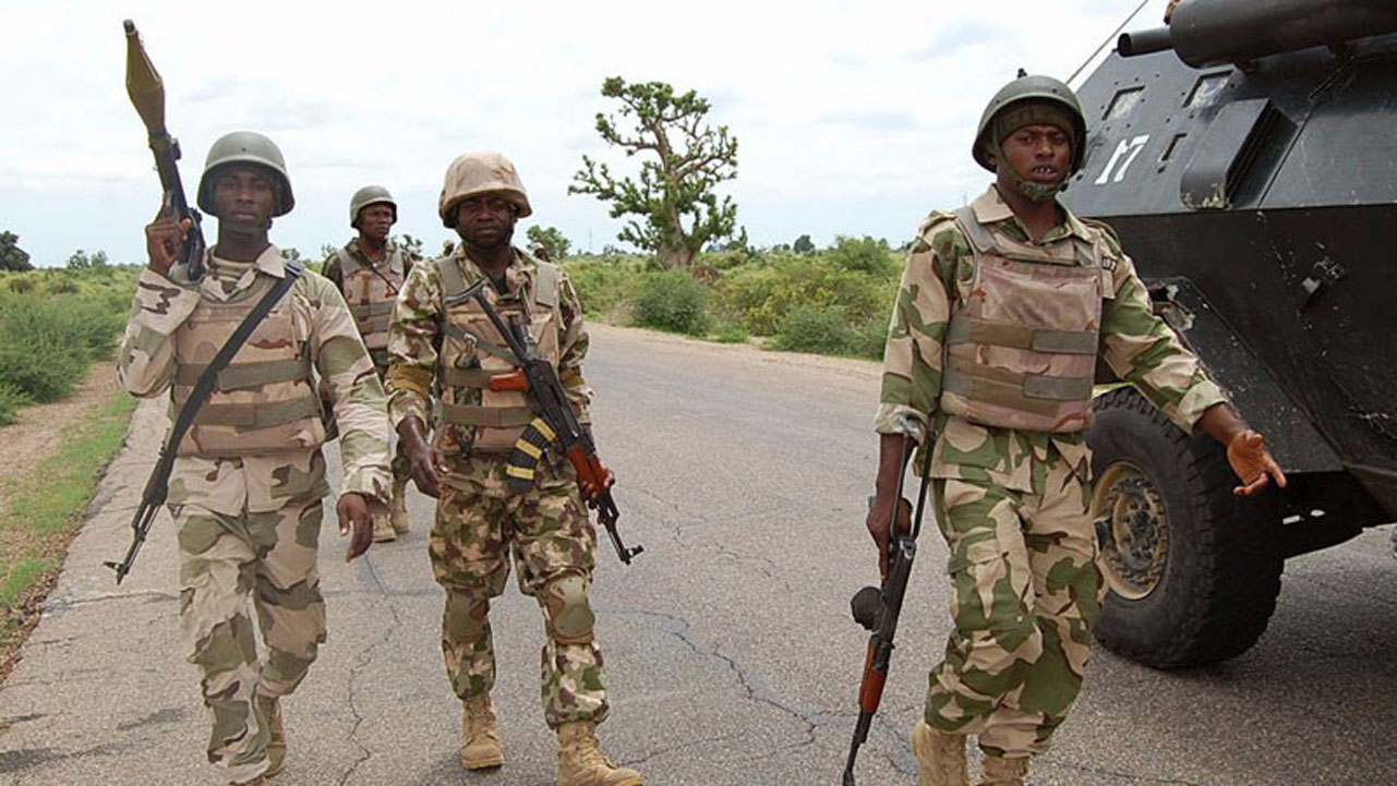Image result for Nigerian army modifies operation against banditry