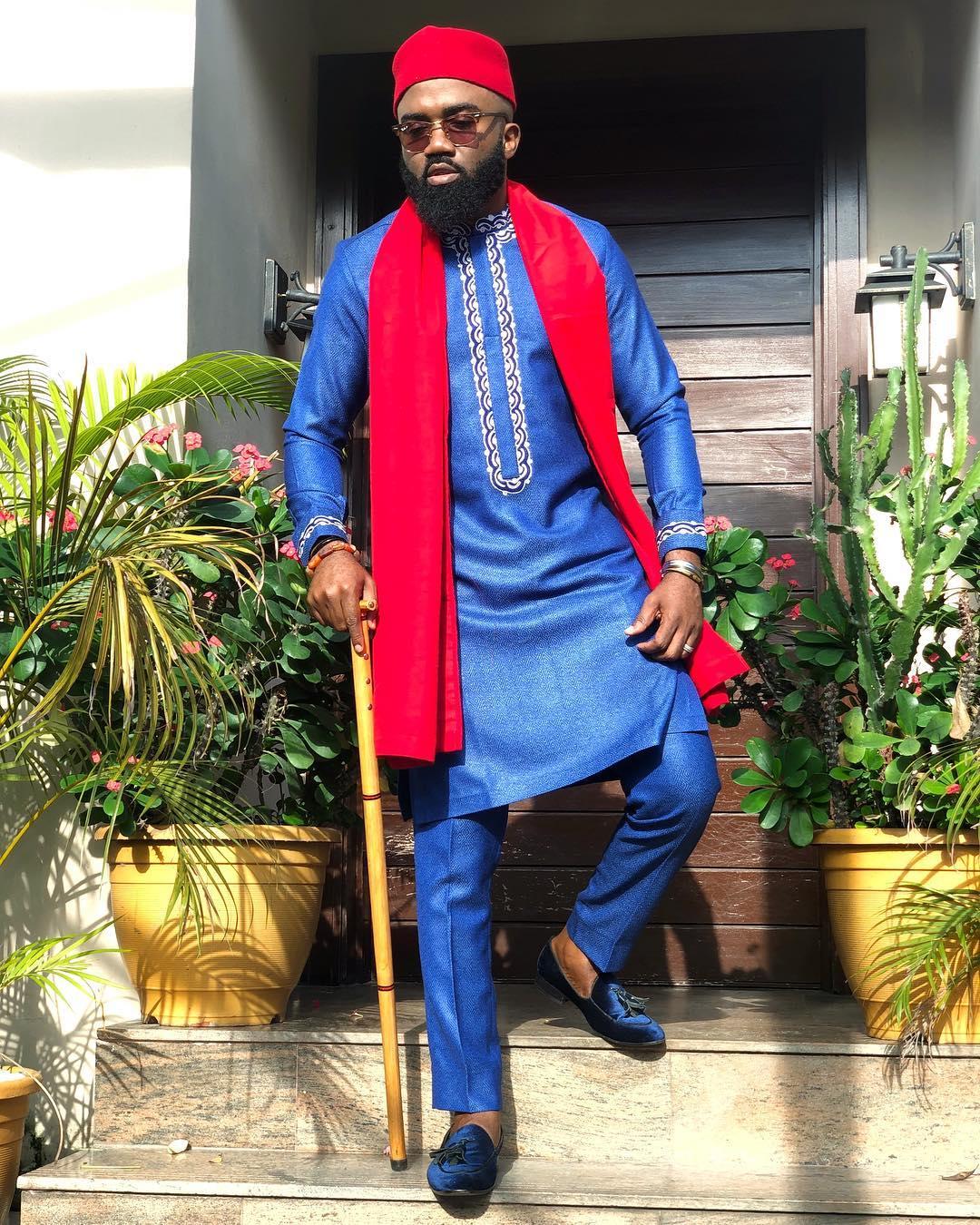 Igwe Oraifite Poto: See The Highlights Of Kemi Akindoju And Chef Fregz