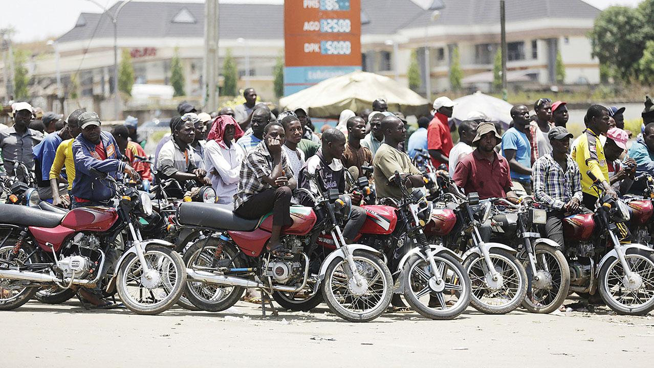 Why motocyclists shun crash helmets | The Guardian Nigeria News