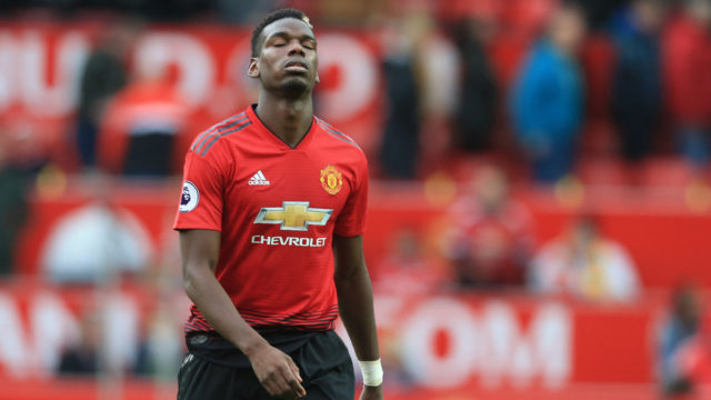 Pogba takes aim at Mourinho's negative tactics