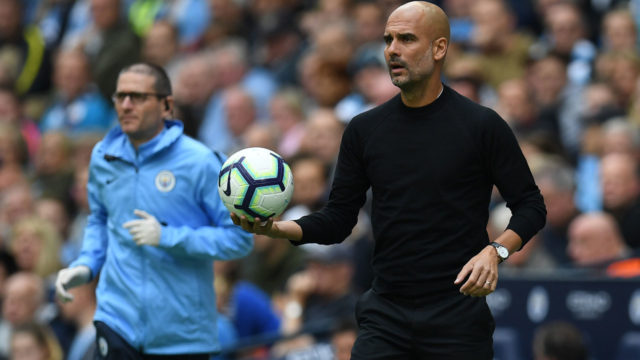 Guardiola returns as Man City seek to restore order at Cardiff