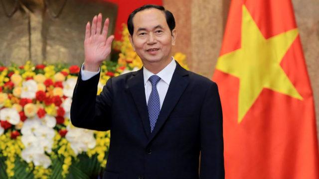 Vietnamese President Tran Dai Quang dead at 61