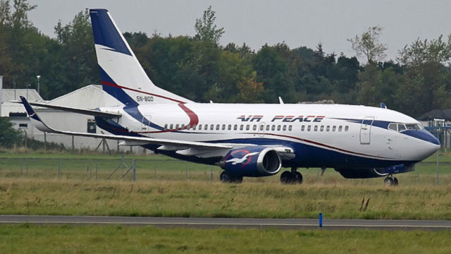 Air Peace resumes Asaba flight operations
