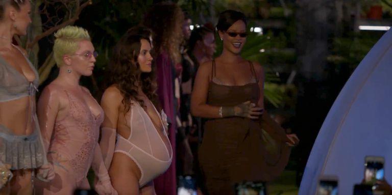 Watch  Rihanna s Savage x Fenty Show Was A Breathtaking Celebration of  Womanhood 490d2b2c4