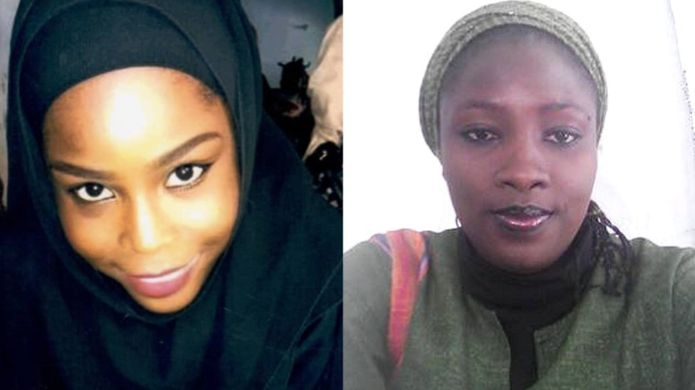 Buhari speaks with Hauwa Liman's father