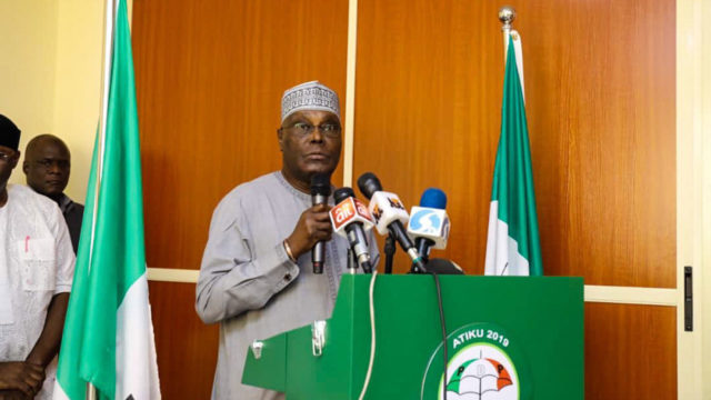 Atiku condemns Buhari's 'draconian executive order' — Nigeria — The Guardian Nigeria Newspaper – Nigeria and World News