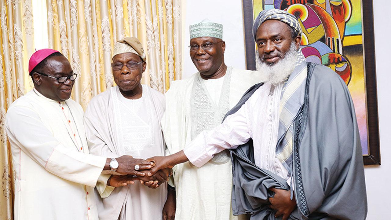 Obasanjo makes U-turn, says Atiku better than Buhari