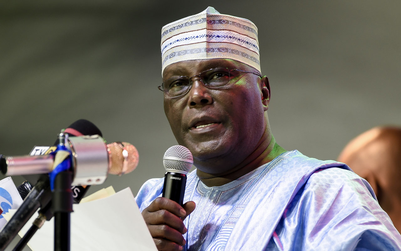 Image result for Atiku Shuns Election Peace Deal