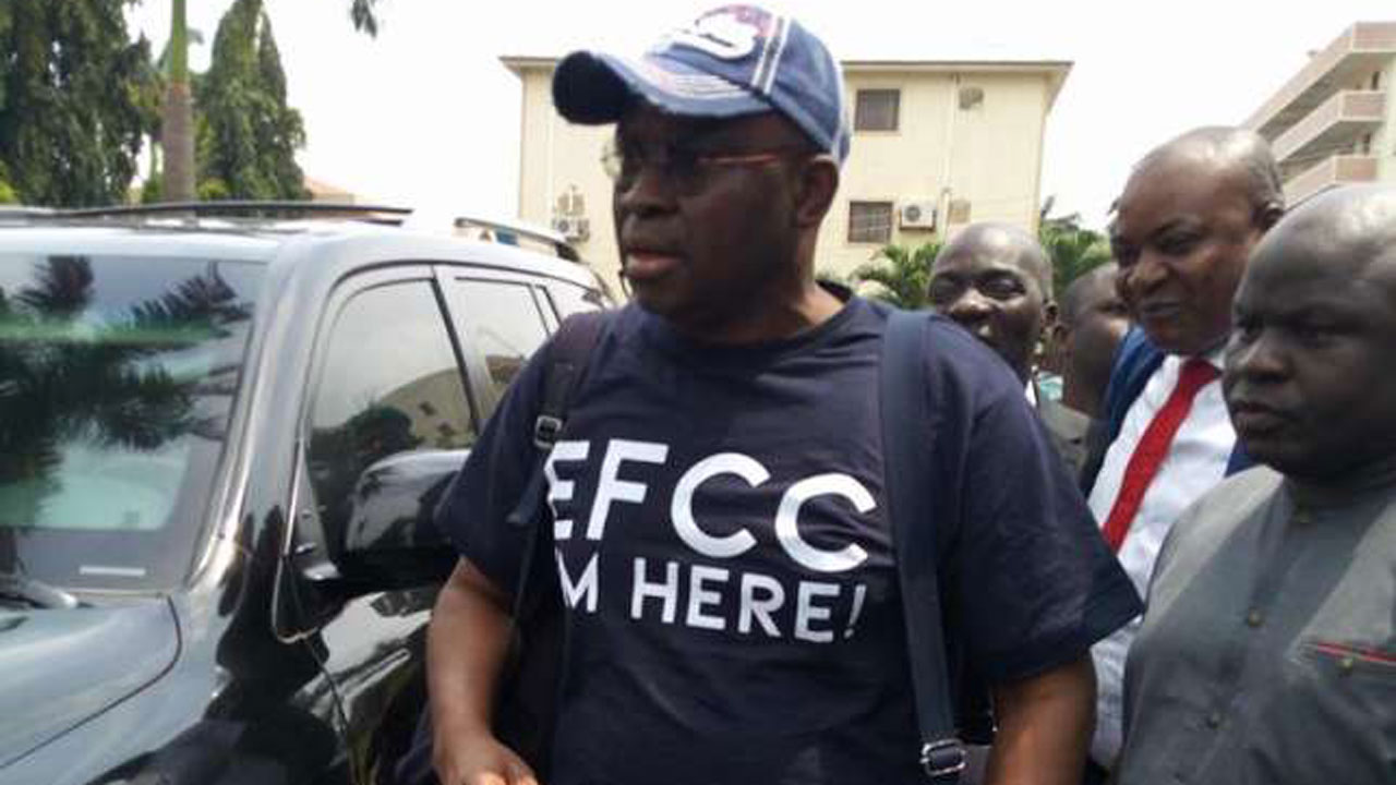 From EFCC custody, Fayose says Fayemi lied on N170b debt
