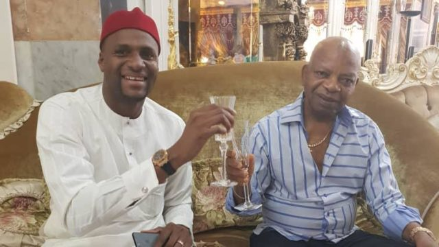 Arthur Eze pledges support for Anyaso's House of Reps ambition