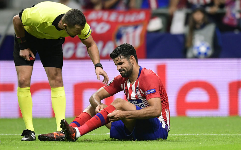 Diego Costa to undergo foot surgery in Brazil