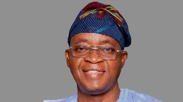 Oyetola pledges to develop education sector