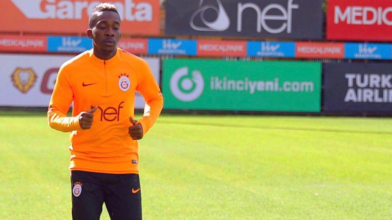 Onyekuru eager to extend Galatasaray stay