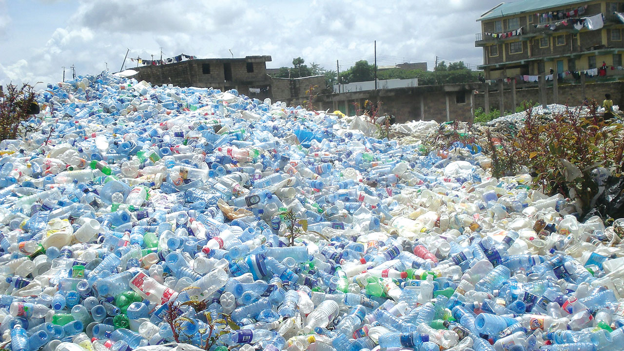 Producers' responsibility and plastic pollution crisis ...