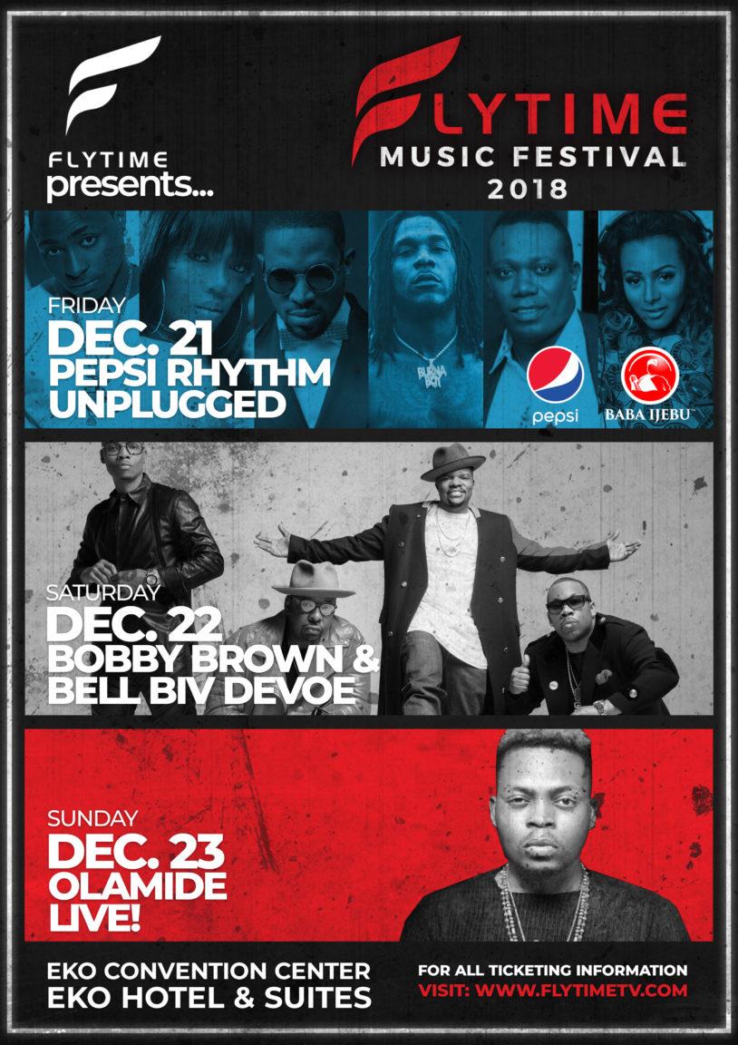 Nigeria Get Ready For PEPSI Rhythm Unplugged, RBRM Featuring
