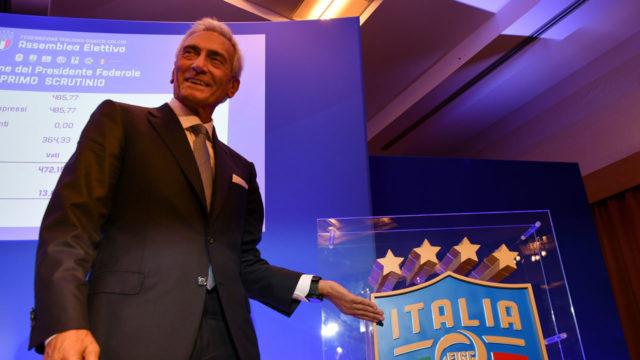 Former Serie C boss named new Italian FA president