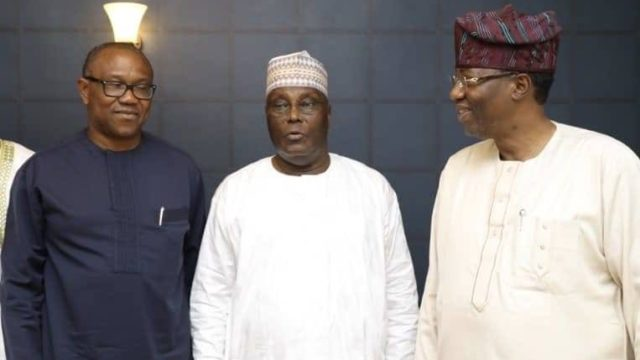 Unresolved issues delay formal announcement of Obi as Atiku's running mate