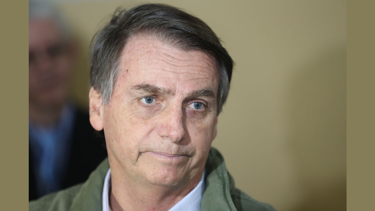 Brazil's far-right Bolsonaro poised to win presidency in second round vote