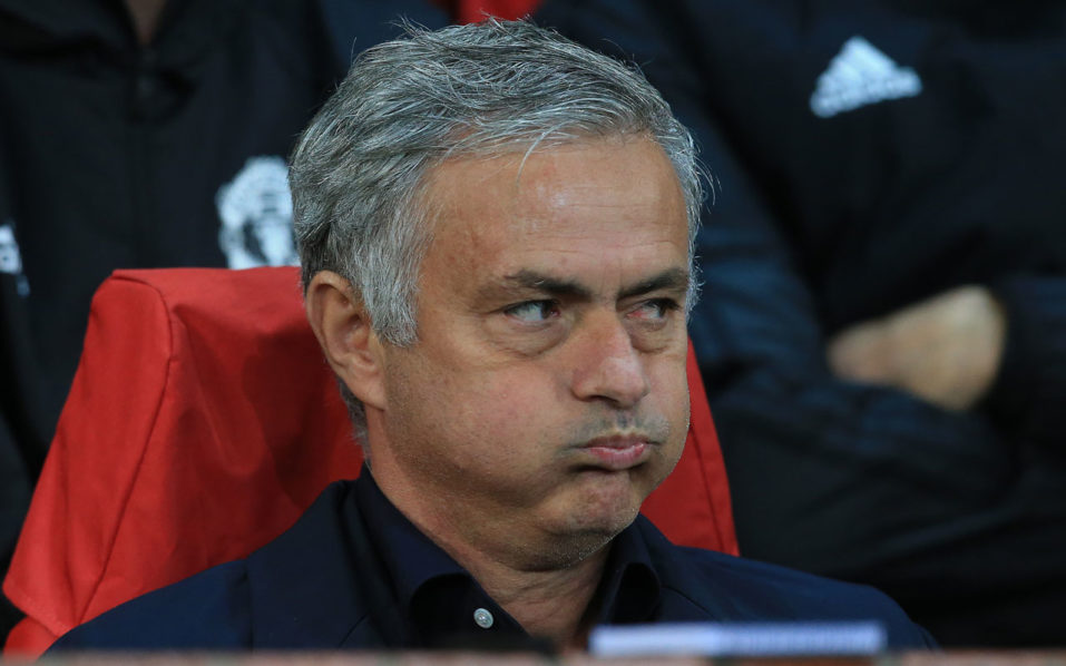 Mourinho's 825 days hotel bill hits £500,000