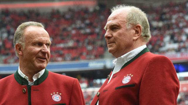 'Disrespectful, disgusting' – Bayern bosses attack German media