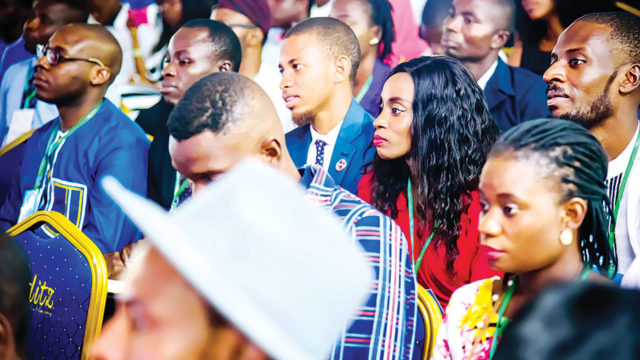 Equipping youth for social transformation