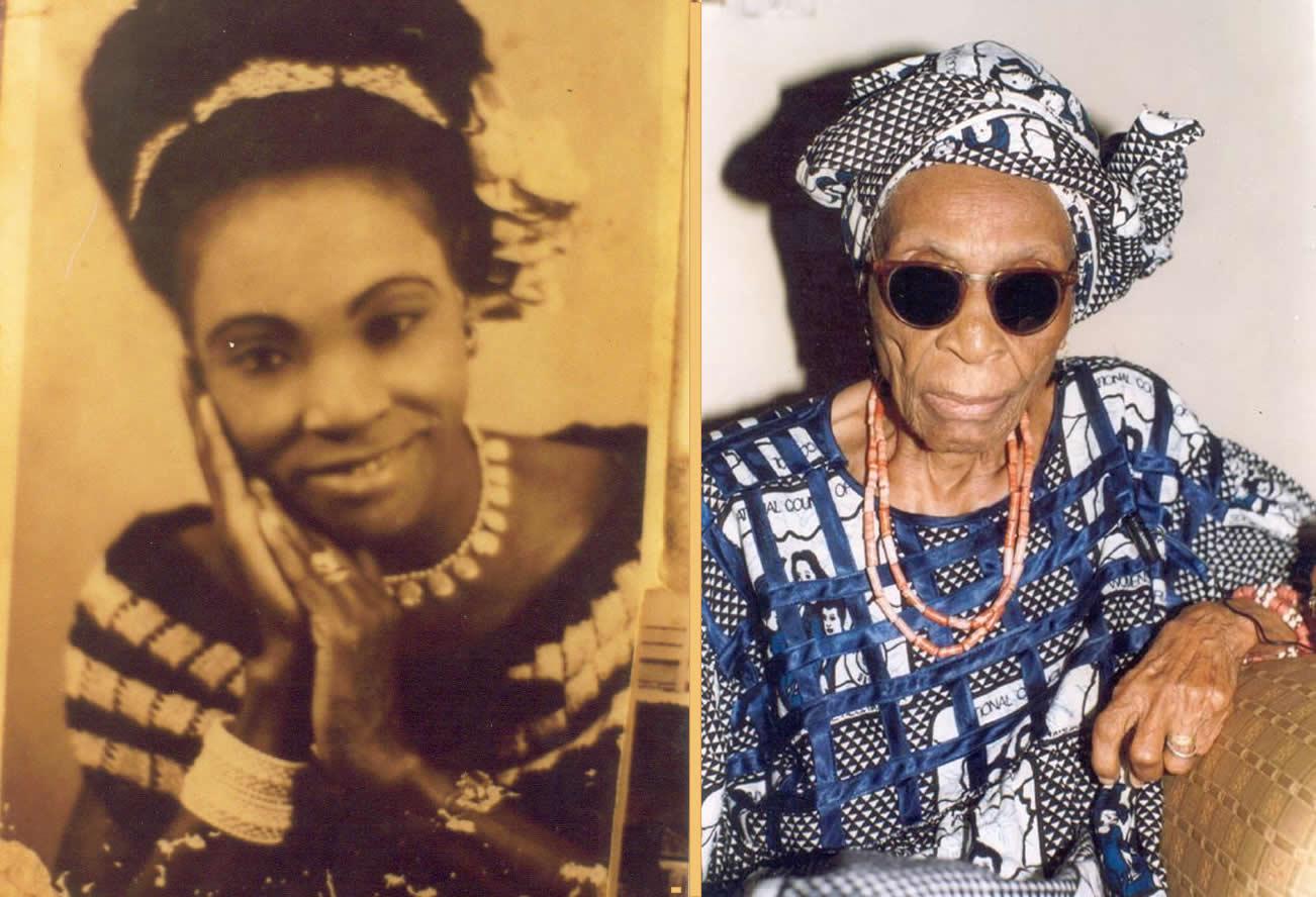 Meet The Three Girls Behind Nigeria's Independence Margaret Ekpo
