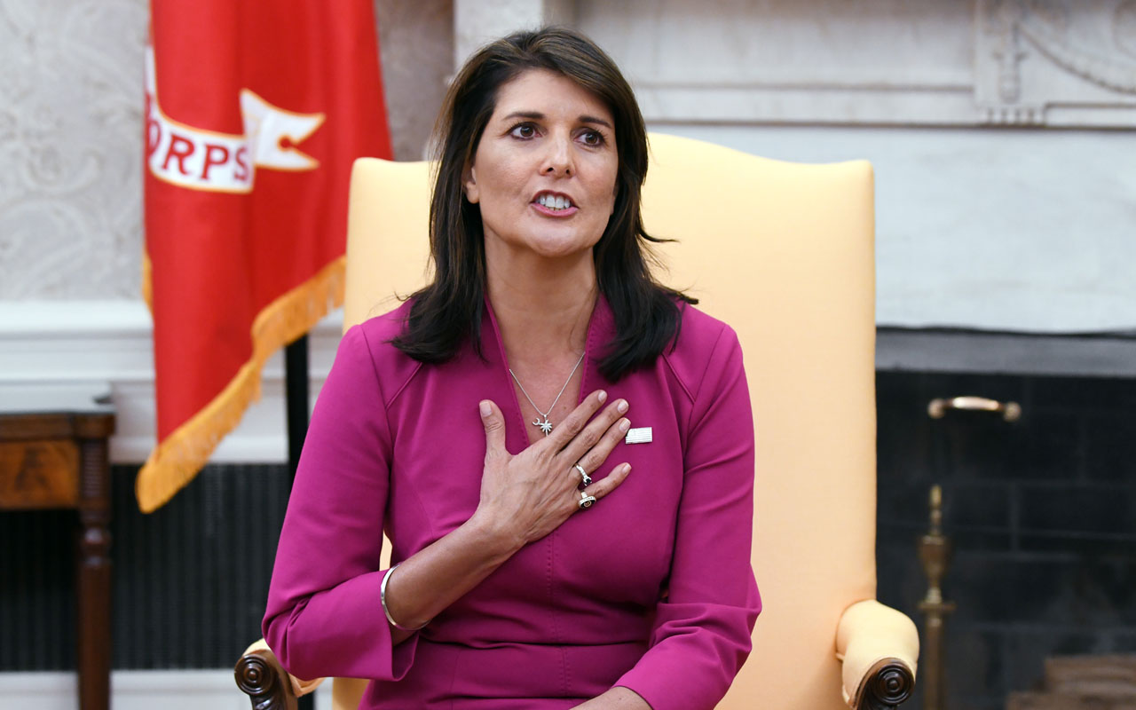 Image result for nikki haley