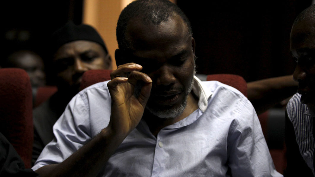 Nigerian government rejected my demands - Nnamdi Kanu | The