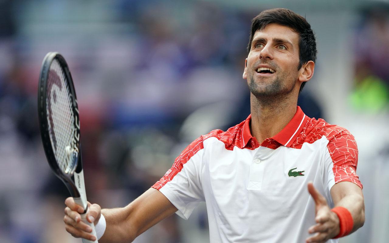 Impressive Djokovic Gets Revenge To Make Shanghai Quarters