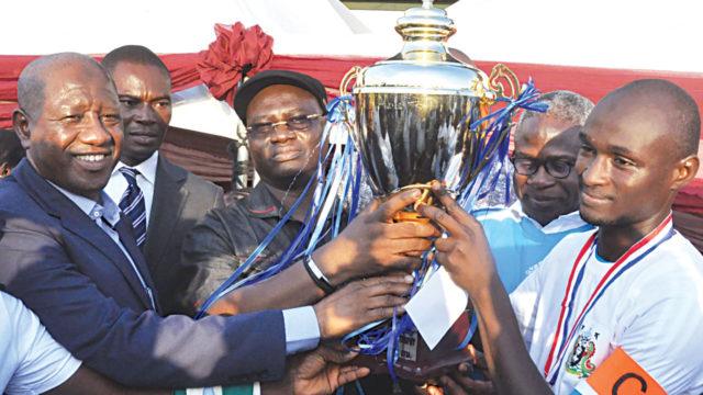 NPA beats NIMASA to win 2018 Maritime Cup