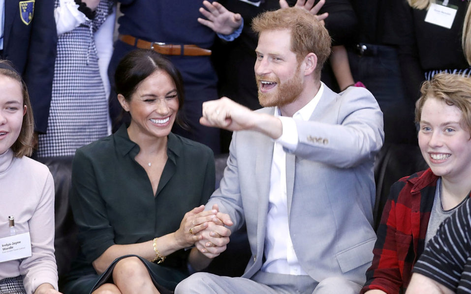 Meghan Markle and Prince Harry Sign Major Production Deal with Netflix