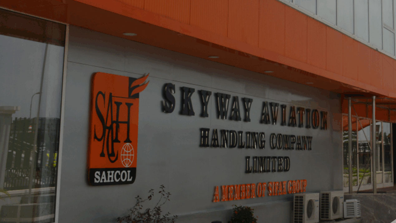 SAHCO deepens operations with N1 billion  new ground handling equipment