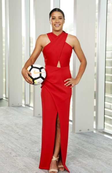 Check Out The Women Nominated For 2018 Ballon D Or Awards