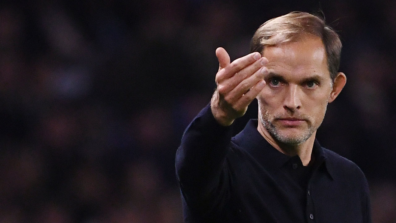PSG coach Tuchel anxious for signings before transfer window closes