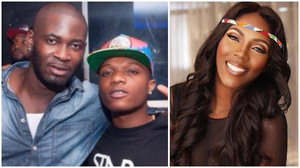 Nigerians Troll Teebillz After Wizkid And Tiwa Savage Get Romantic