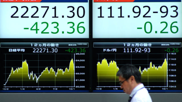 Tokyo shares rise after Wall Street rally