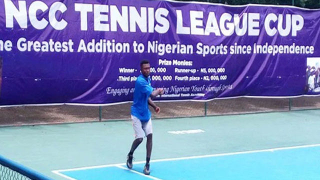 Players face tight schedule at NCC Tennis League