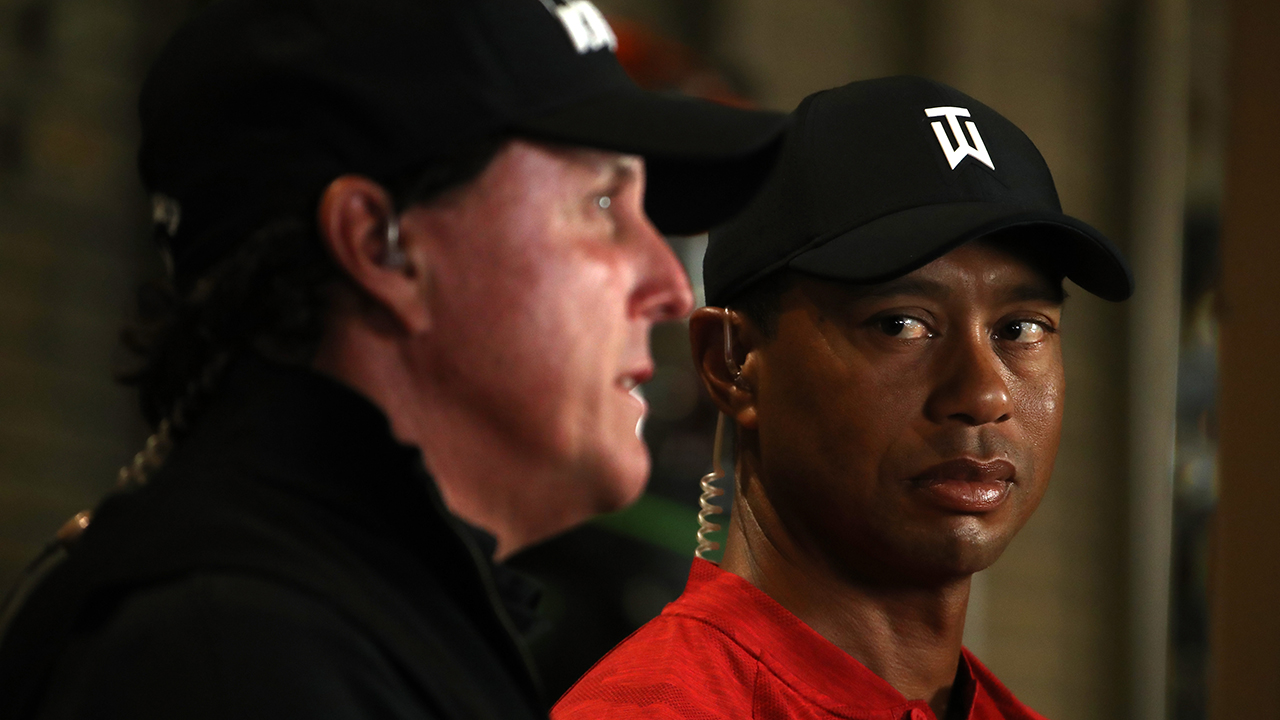 How much money does the victor of Tiger vs. Phil make?