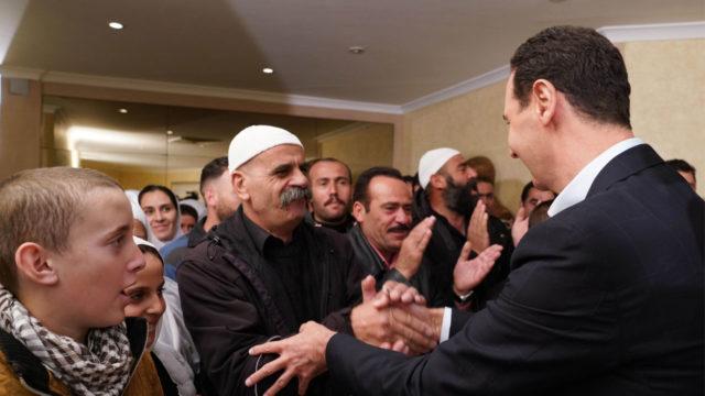 Assad calls on Syria's Druze minority to do military service