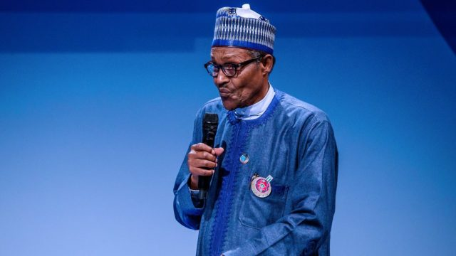 Buhari expresses frustration about looted funds
