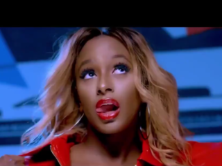 DJ Cuppy Charged Up